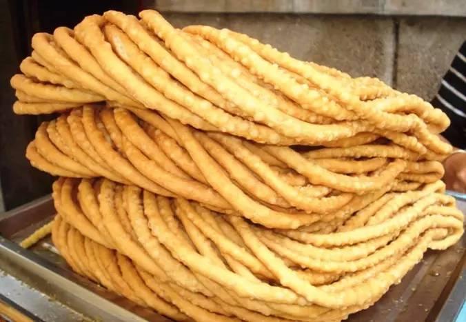 美食美食!青海穆斯林开斋节竟然多好吃的一条街盛宴沙县图片