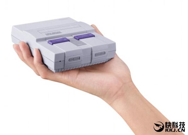 80后泪目!任天堂发布复刻迷你红白机:内置21款经典游戏