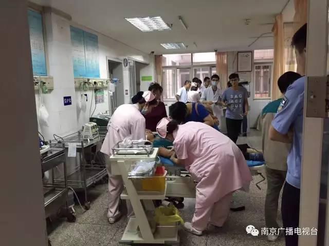 南京一龙虾店突发爆燃 致2人受伤 热点 热图2