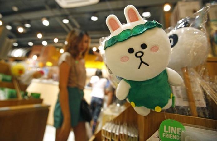 Line在泰国开了间VR主题乐园,除了萌物经济,还能靠什么带动增长?