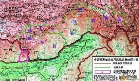 在中印边境领土争端中,中国对印度有两个战略压制点:一是西部的