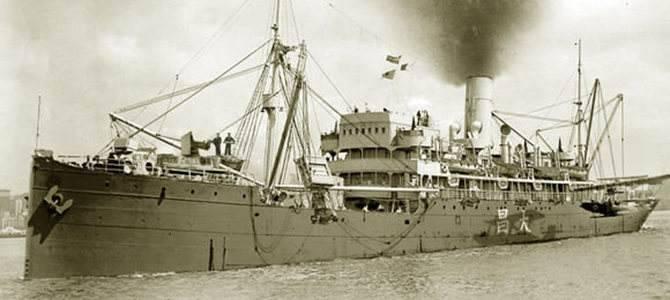 东北海军镇海号水上飞机母舰 东北军拥有当时中国最为强大的空军