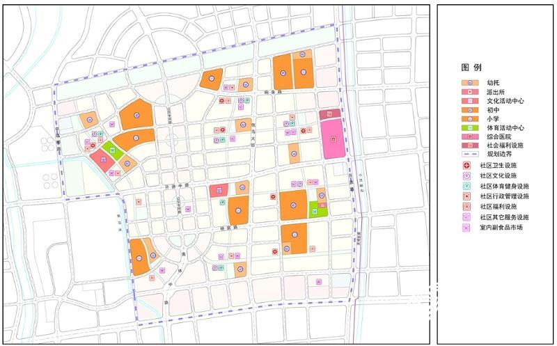 济南王舍人片区新规划出炉!将配建9所中小学11所幼儿园