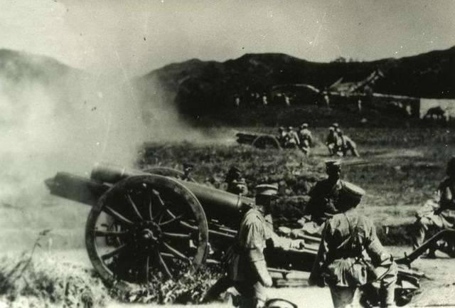 装备如此精良却丧尽国土,东北军真的不堪一击?