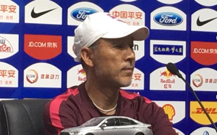 张外龙:对阵富力会有困难,不适应广州高温
