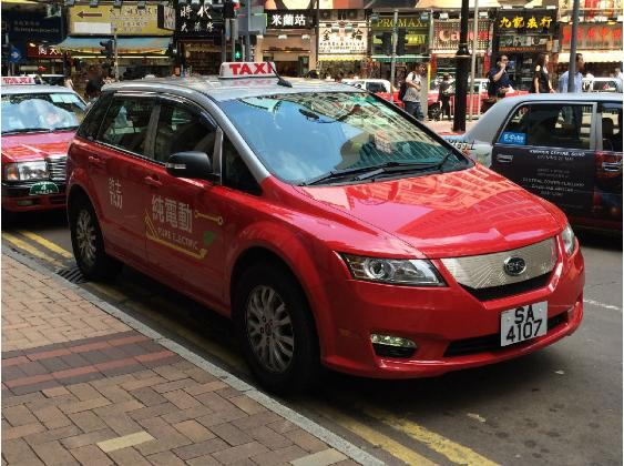 但是好景不长,去年又看到比亚迪e6将退出香港纯电动出租车领域,原因很图片