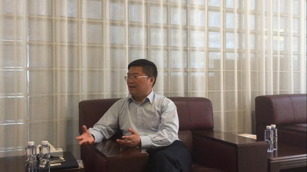 专访同济大学中德工程学院副院长