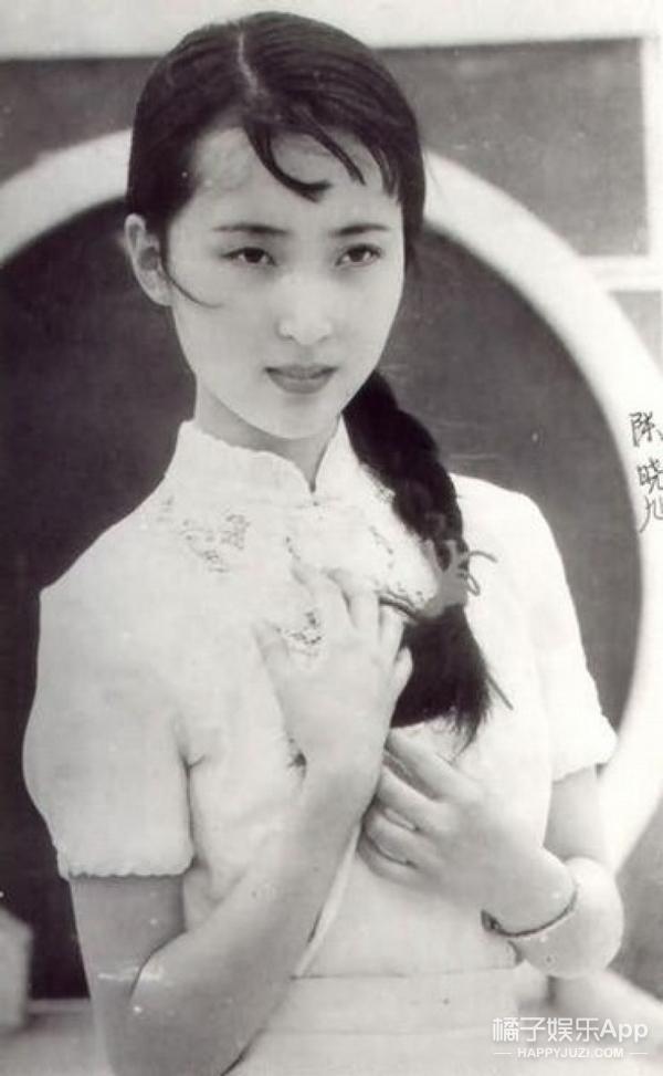 陈晓旭:我没有表演天赋,我前世可能就是林黛玉
