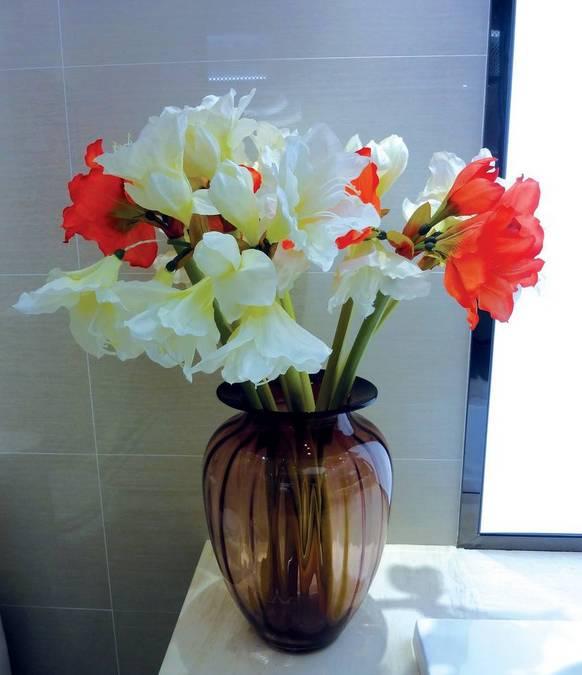 花瓶钩针图解步骤