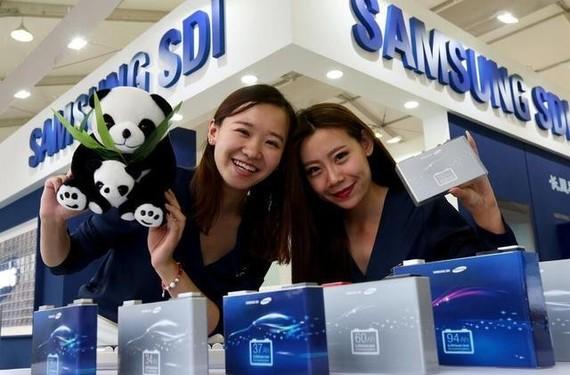 三星SDI发布的产品