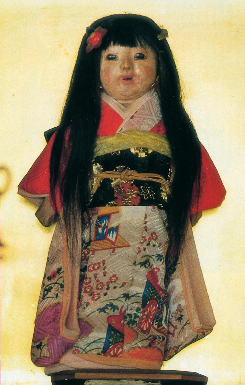 日本史上最恐怖的人偶:快100年了,头发还在自
