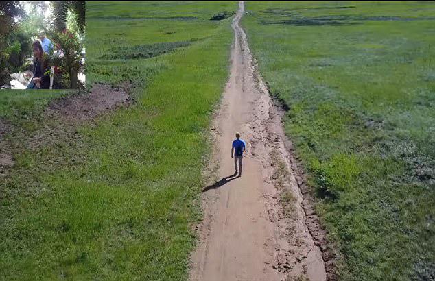 美小伙为求婚徒步800公里终抱美人归_凤凰资讯