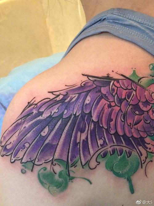纹身大姐大_我是这辈子都绝对不敢纹身的胆小鬼了,所以每次看到纹身的\