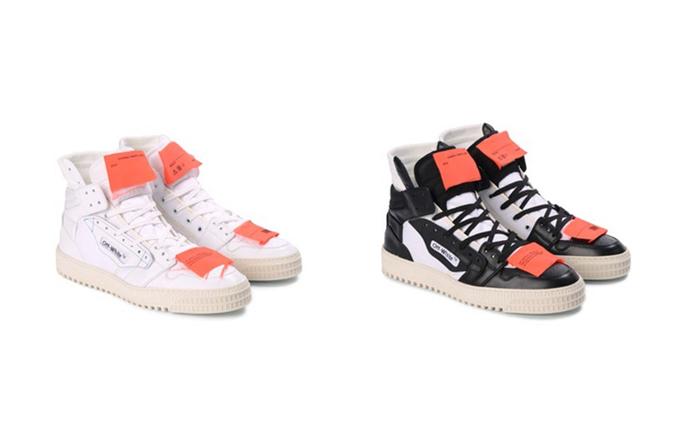 除了在时装周推出全新的季节系列之后,曝光了全新设计的球鞋单品,好