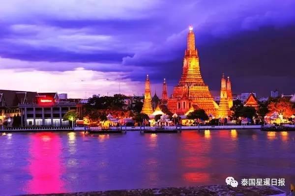 泰国要发展 夜间旅游