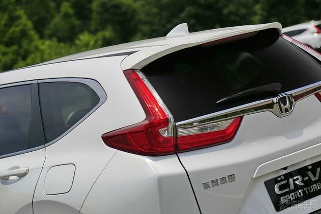新一代本田CR-V今上市 推1.5T/2.0L混动