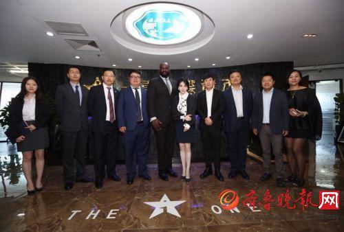 一壹传媒集团参加中美文化教育论坛发布会