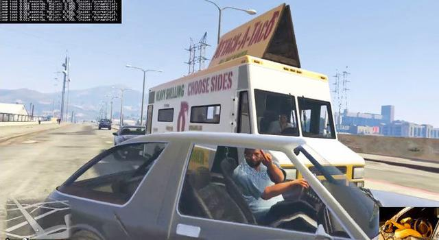 不开玩笑,他们玩《侠盗猎车手》是为了测试自动驾驶