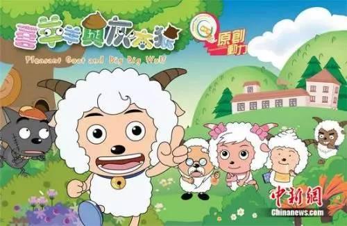 熊出没 喜羊羊 被排少儿动画片底端,国产动画片问题在哪