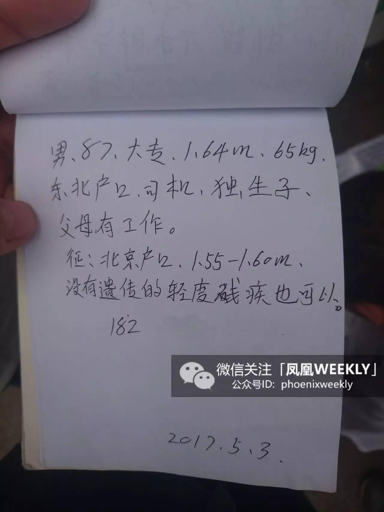 中国式相亲 我儿子才33,不考虑没北京户口的姑娘
