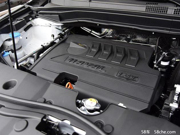 哈弗M6或将于7月20日上市 搭1.5T发动机