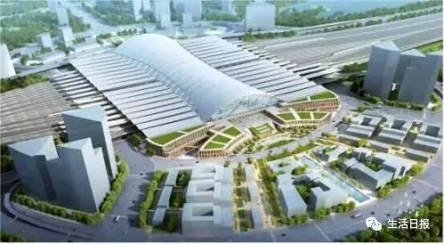 济南未来的城市次中心!国际范er的白泉-华山绿轴~你还不知道是哪儿?