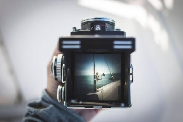 手机拍摄,教你运用前景