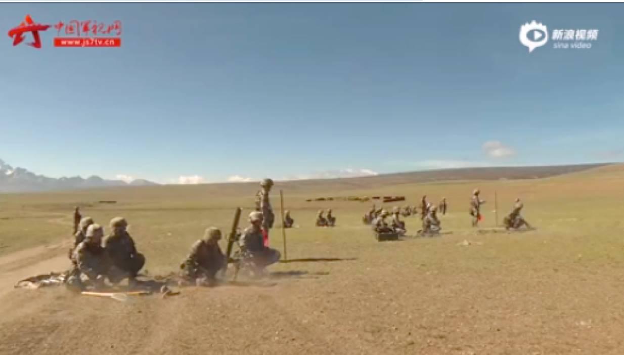 【三分钟法治新闻全知道】解放军山地旅在海拔5000米西藏高原进行实弹演习 内涵满满......