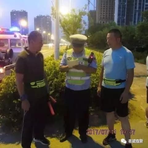 临沂交警持续开展道路交通安全专项集中行动