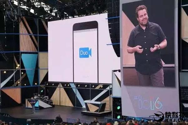 谷歌出品:社交应用Google Duo下载量超1亿次!