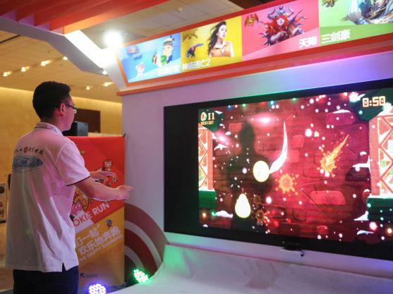 美媒称好莱坞瞄准中国游戏玩家:游戏前景比电影更光明