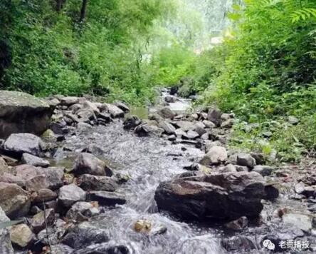 洛阳这个地方发现稀有矿泉水 国内罕见