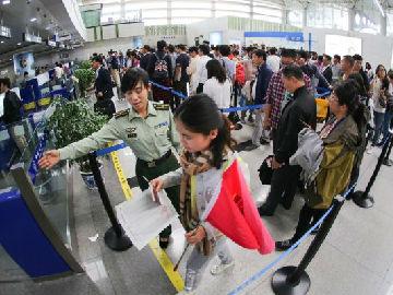 外媒:中国出境游持续高热,入境游发展平稳有待提升