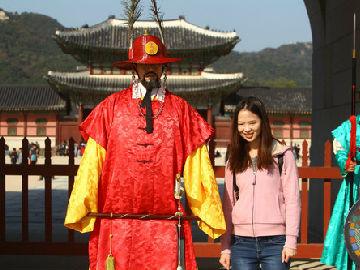 """韩媒称韩旅游业陷""""L""""型走势:中国游客人数减少超六成"""