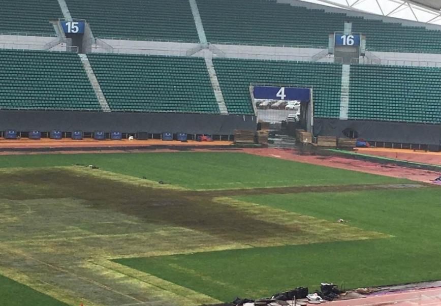 足球场草皮被演唱会毁掉 斯科拉里对此深恶痛绝
