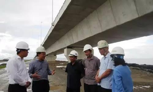 造桥技术已落后中国 日本给越南建的大桥 快沉了