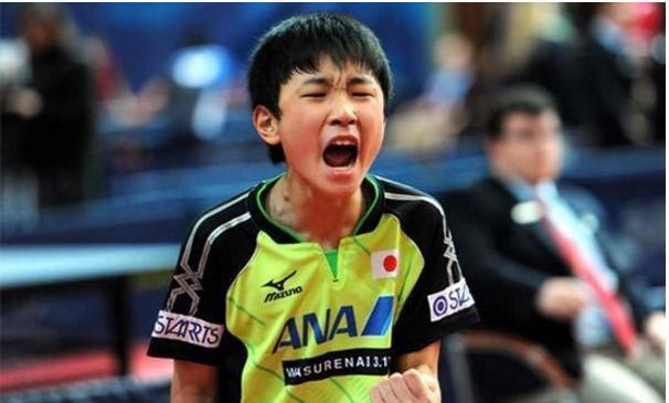 华裔乒乓天才入日籍遭台北吊打 日球迷:滚回中国