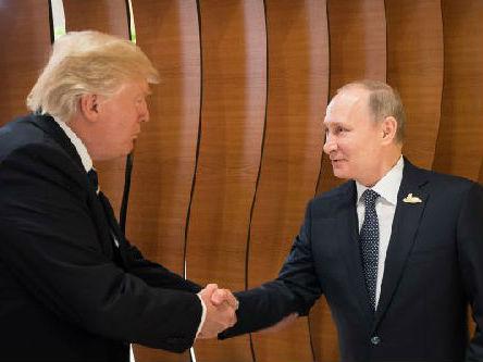 """特朗普与普京曾在G20""""二次会面"""" 白宫称是""""简短交谈"""""""