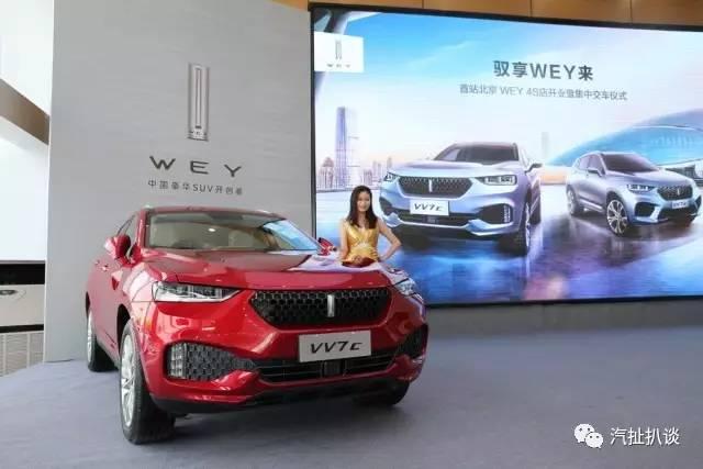 长城汽车SUV市场领先靠哈弗 超越要靠WEY - yuhongbo555888 - yuhongbo555888的博客