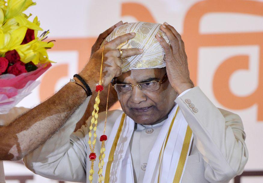 拉姆·纳特·考文德当选印度新一任总统