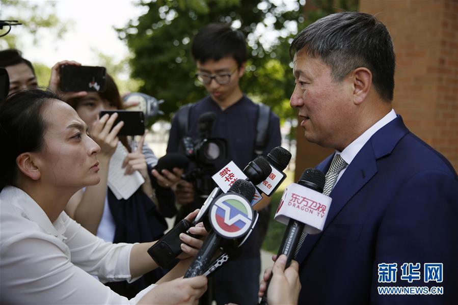 章莹颖案被告出庭 首次开口但拒绝认罪