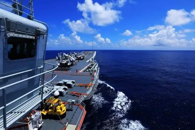 第二阶段则是在日本海和鄂霍次克海举行