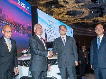 日媒:中国欲引领全球汽车产业 投资汽车领域已超2295亿元