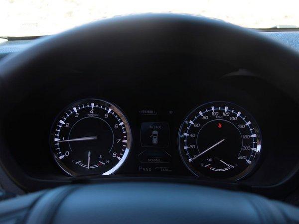 长安乘用车  2.0T 仪表盘