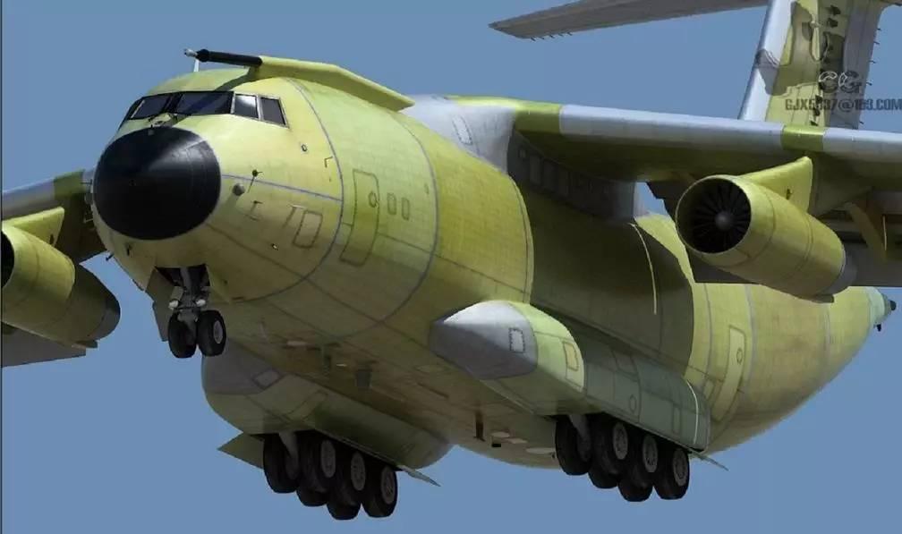 运输机能当武库舰:中国运-20大飞机可空射巡航导弹