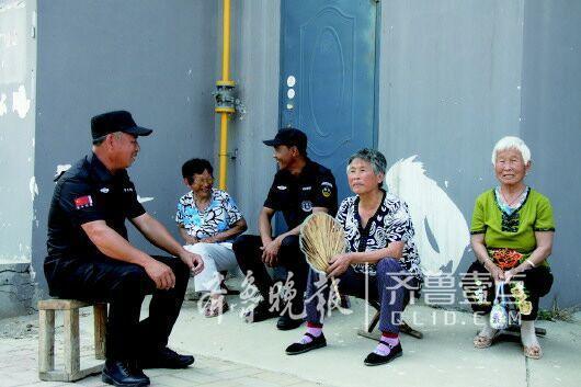遍布乡村的警务助理,如同公安机关的耳,目,腿,他们扎根于乡土之中