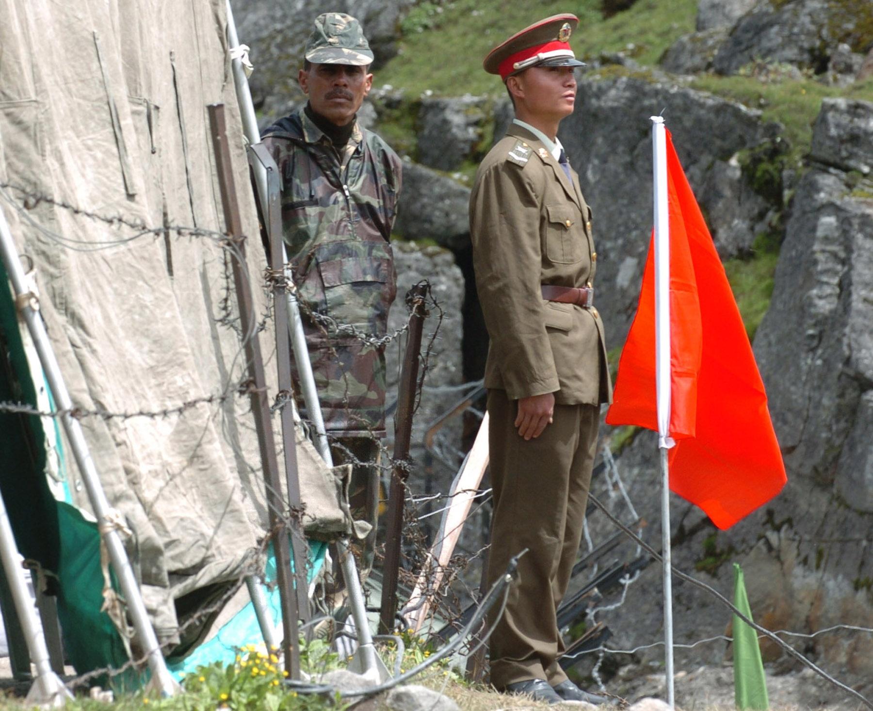 印媒称印度拟建隧道缩短到中国距离 便于军队调遣