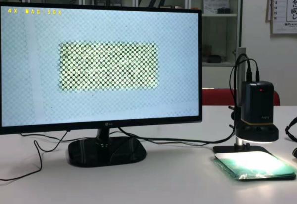 Anyty[艾尼提]便携式显微镜 助力中国工业检测