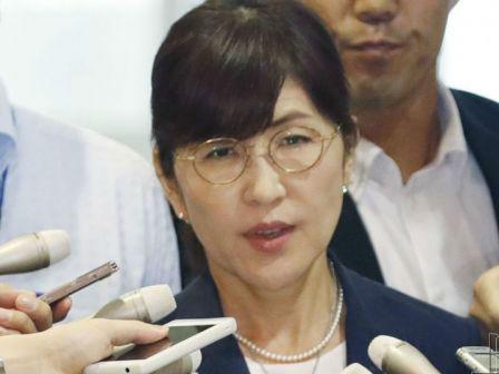 外媒:日本防卫大臣稻田朋美将辞职