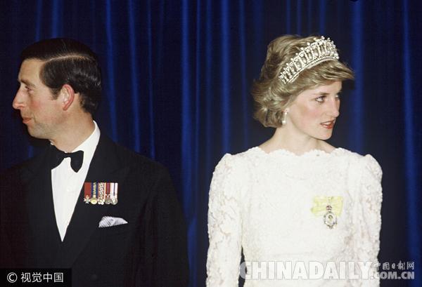 英电视台将首播戴安娜王妃隐秘自白:深爱保镖、愿放弃一切与其私奔
